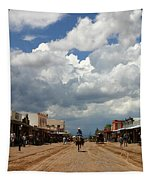 Tombstone Tapestry