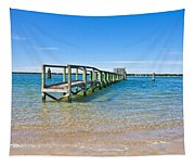 Topsail Island Sound Tapestry