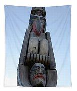 Totem Pole 14 Tapestry