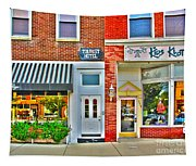 Tourist Hotel-downtown Perrysburg Tapestry