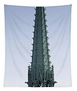 Tower Of Cathedral Tapestry