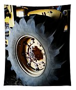 Tractor Tread Tapestry