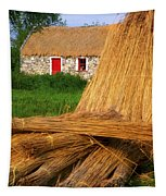 Traditional Thatching, Ireland Tapestry