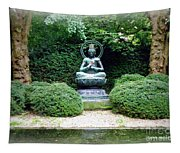 Tranquil Buddha Tapestry
