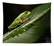 Tree Frog 2 Tapestry