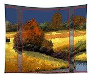 Trittico-sole Grigio Tapestry
