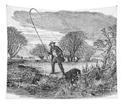 Trolling For Jack, 1850 Tapestry