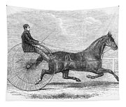 Trotting Horse, 1861 Tapestry