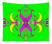 Tug Of War Tapestry