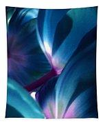 Tulip Blues Tapestry