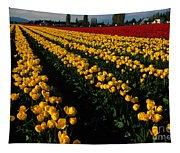 Tulip Fields Forever Tapestry