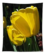 Tulip Named Big Smile Tapestry