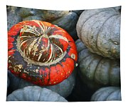 Turban Pumpkin Tapestry