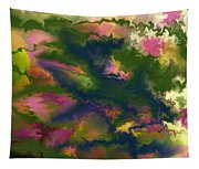 Turbulent Times Tapestry