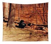 Turkey In The Wild Tapestry