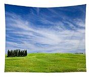 Tuscany Cypress Tapestry