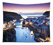 Twilight Glow Staithes Tapestry