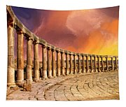 Twilight Of The Gods Tapestry