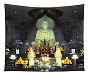 Twisted Buddha Tapestry