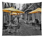 Umbrellas Tapestry