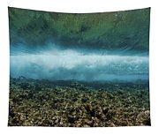 Under An Ocean Wave Tapestry