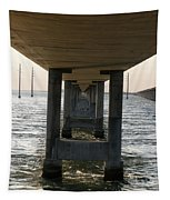 Under Seven Mile Bridge Tapestry