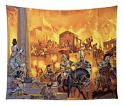 Unidentified Roman Attack Tapestry