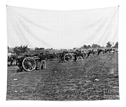 Union Artillery, 1860s Tapestry