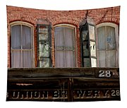 Union Brewery Virginia City Nv Tapestry