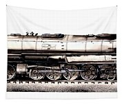 Union Pacific 4-8-8-4 Steam Engine Big Boy 4005 Tapestry