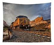 Union Pacific 6807 Tapestry