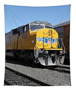 Union Pacific Locomotive Trains . 5d18821 Tapestry
