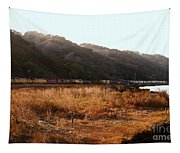 Union Pacific Locomotive Trains . 7d10546 Tapestry