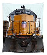 Union Pacific Locomotive Trains . 7d10589 Tapestry