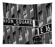Union Square West Tapestry