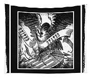 United States Bw Tapestry