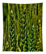 Unripened Wheat Tapestry