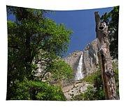 Upper Yosemite Falls Tapestry