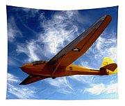 U.s. Marines Glider Tapestry