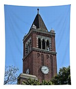 Usc's Clock Tower Tapestry
