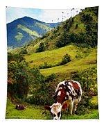 Vaca Tapestry