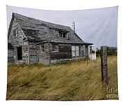 Vacant House Tapestry