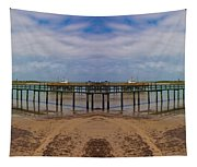 Vacation Reflection Tapestry