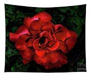 Valentine Rose Tapestry
