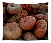 Varied Pumpkins Tapestry