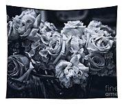 Vase Of Flowers 2 Tapestry