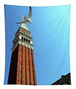 Venetian Fly-by Tapestry