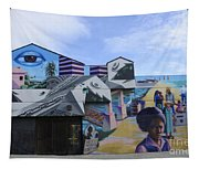 Venice Beach Wall Art 2 Tapestry