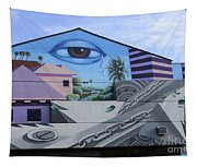 Venice Beach Wall Art 3 Tapestry