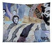 Venice Beach Wall Art 6 Tapestry